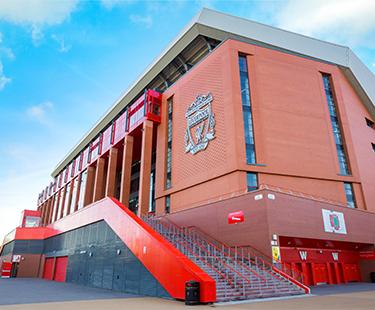 Anfield (Liverpool FC Stadium)
