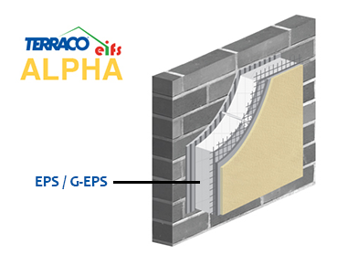 Terraco EIFS Alpha