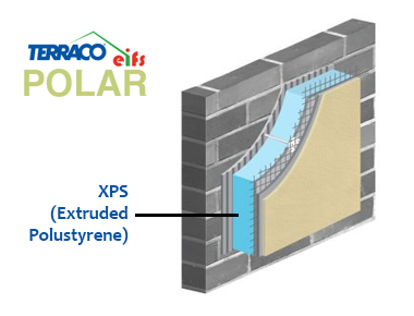 Terraco EIFS Polar