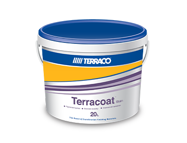 Terracoat Stain