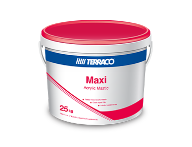 Maxi Acrylic Mastic